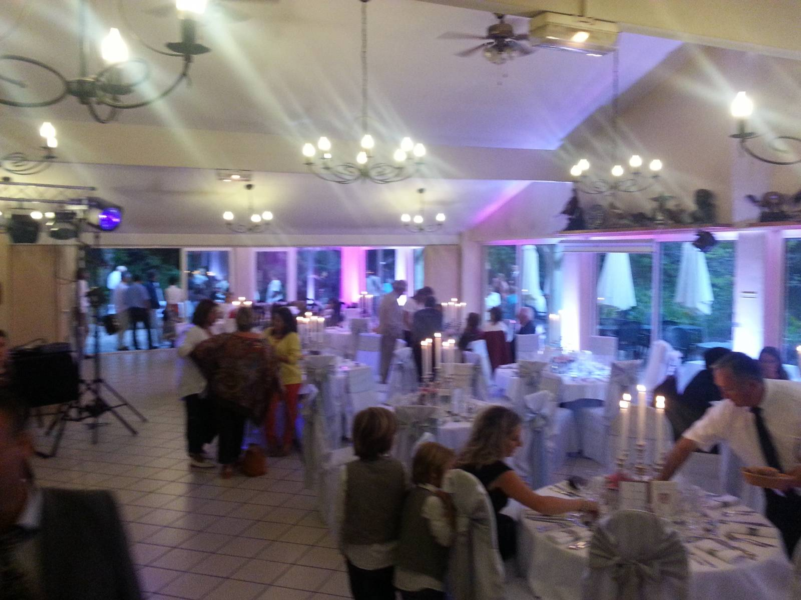Mariage Dans Un Domaine En Sud Gironde Centre De Loisirs Avec